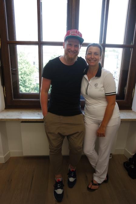 Meine Ayurveda-Therapeutin Martina Schäfer