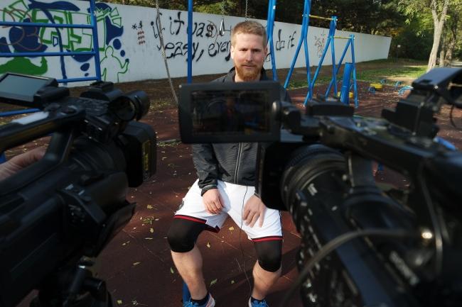 Interview mit dem Fußball Onlineportal Platzverweis.at