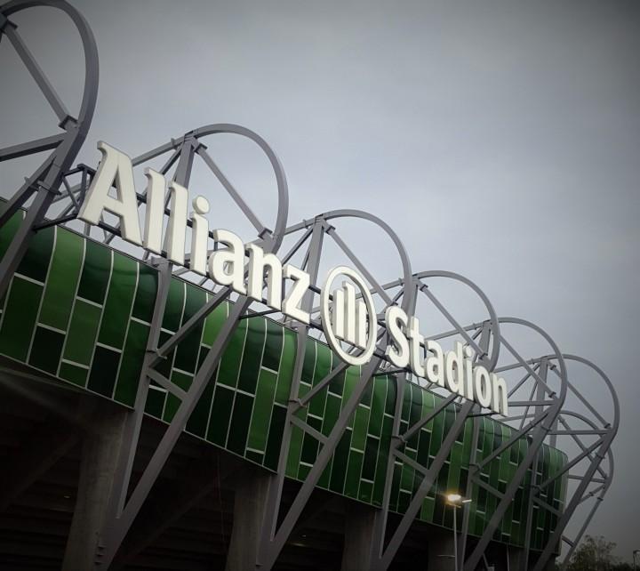 Eröffnung Allianz StadionWien
